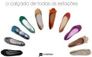 Calçados femininos em lançamento e tendências