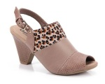 Summer Boots Feminino Textura Animal Print