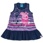 Vestido Infantil Peppa Pig Malwee