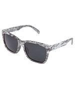 Óculos de Sol Feminino Acetato Cinza em promoção