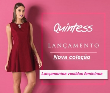 Lançamentos da nova coleção de Vestidos femininos Quintess
