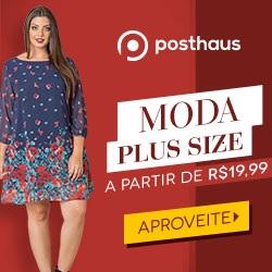 Moda Plus size com descontos promocionais